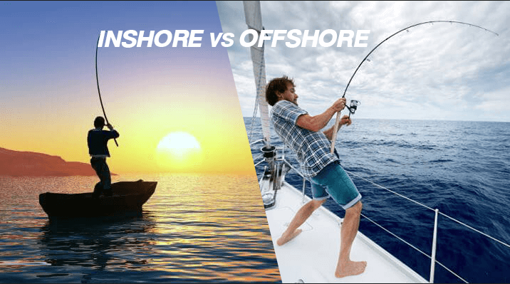 inshore vs offshore fishing