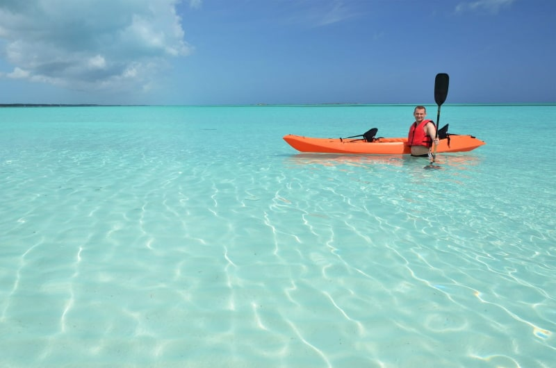 Kayaking Near Me - Coastline