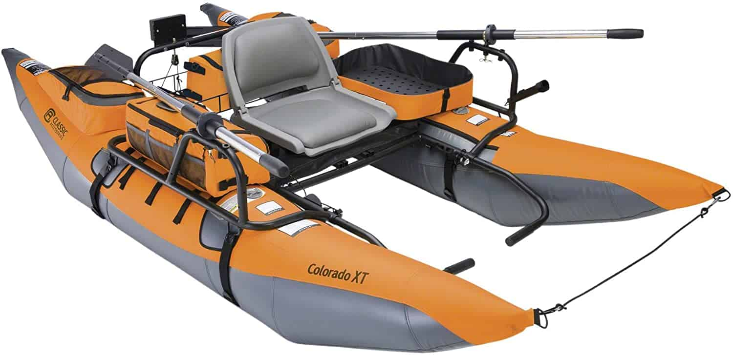Colorado XT Fishing Pontoon Boat by Classic Accessories