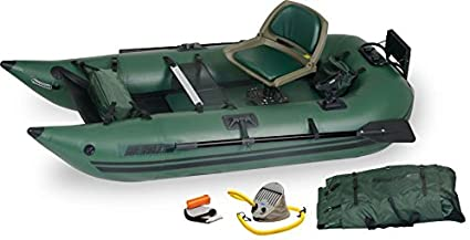Inflatable Pontoon Boat PRO Package by Sea Eagles