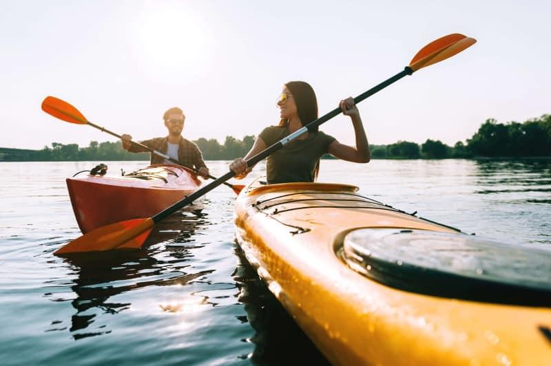 Kayaking near me - Lakes