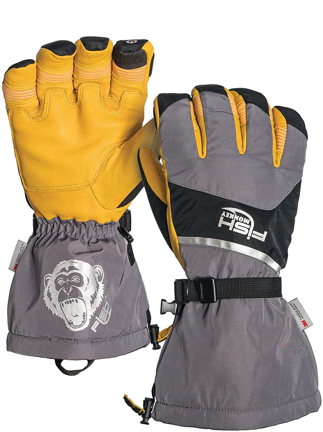 Ice Fishing Gloves by Fish Monkey