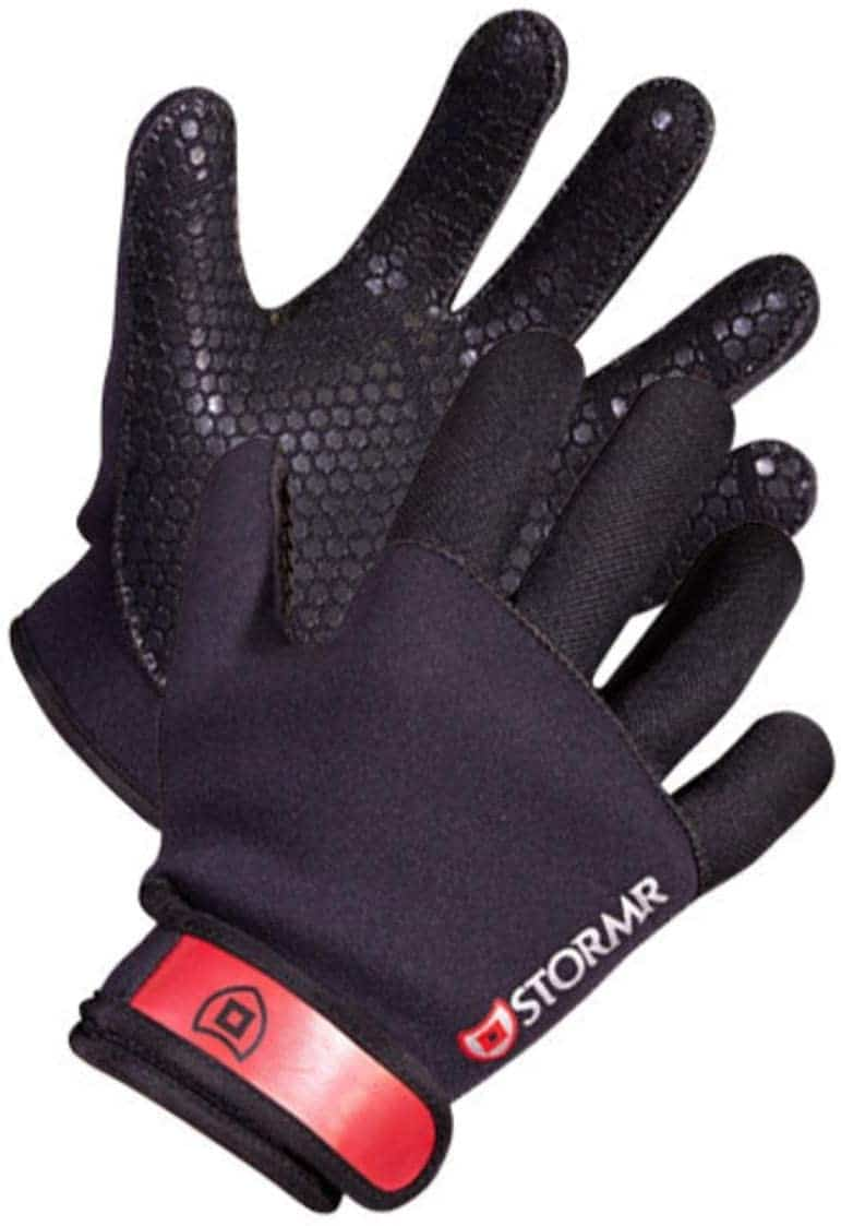 Micro Fleece Gloves by Stormr Strykr