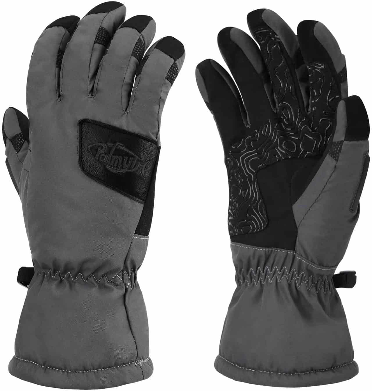 Waterproof Ice fishing gloves by Palmyth