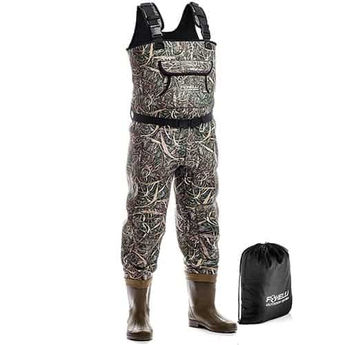 #1 Best Fly Fishing Waders
