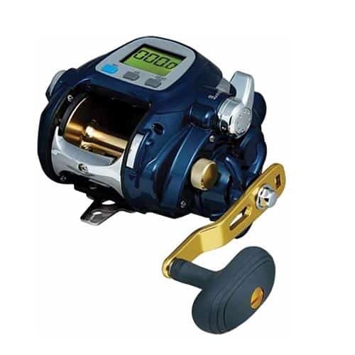 best electric fishing reels