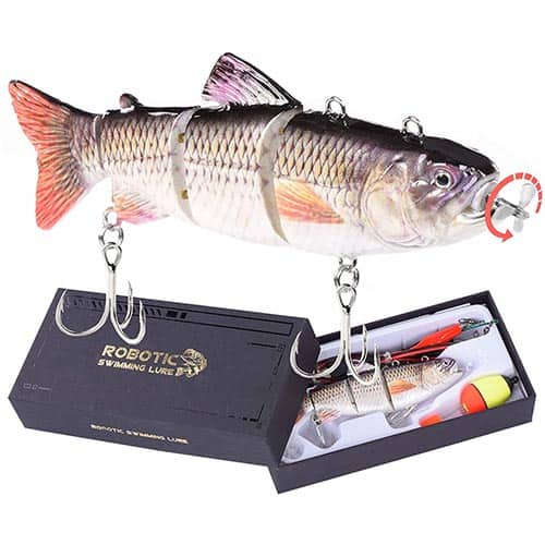 Rechargeable Electric Fish Lure by Watalure