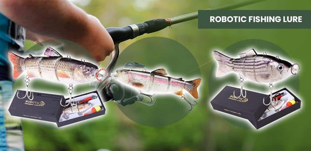Robotic Fishing Lure