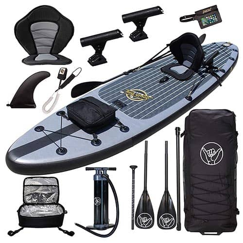 South Bay Board Inflatable Hippocamp SUP Board