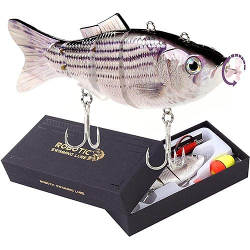Upgraded Electric Fishing Lure by Watalure