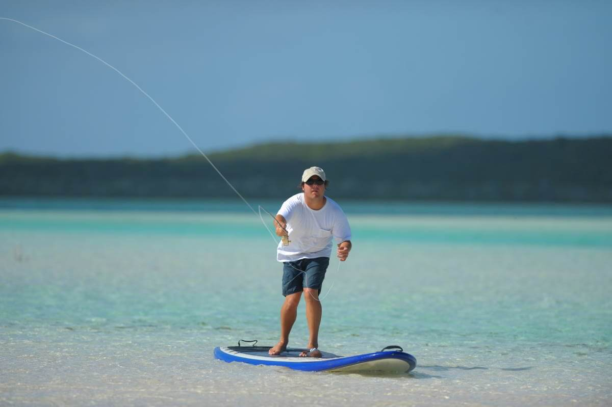 paddle board fishing accessories