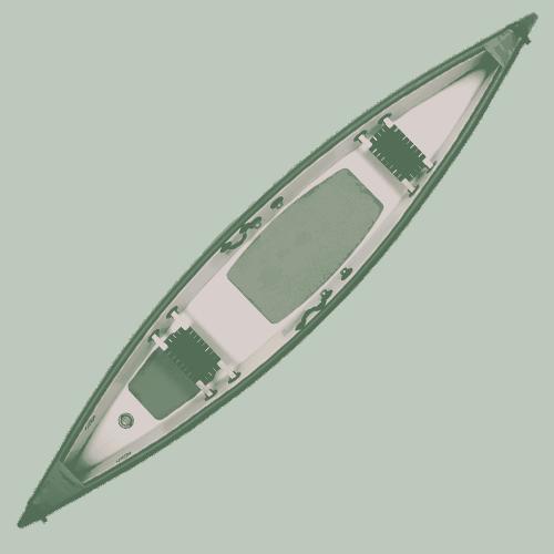 best best Inflatable Canoe #2