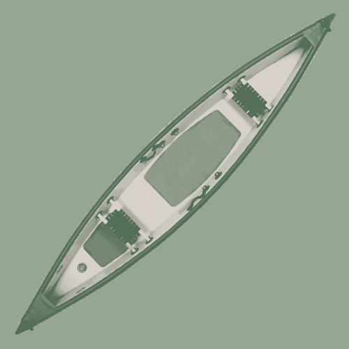 best best Inflatable Canoe #1
