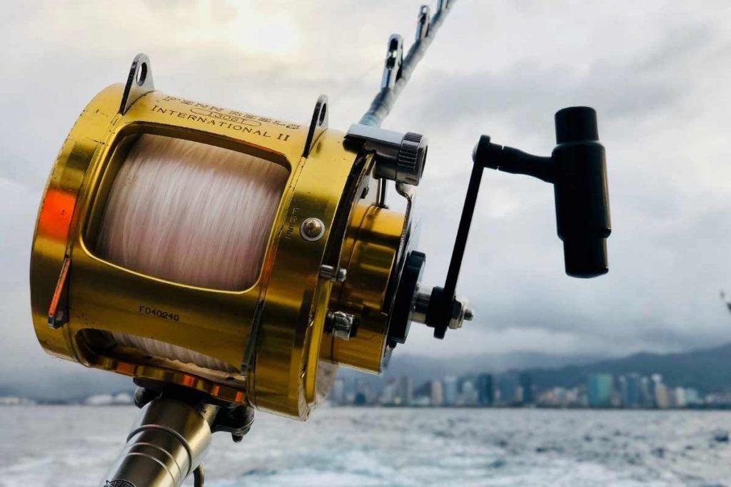 strongest fishing line