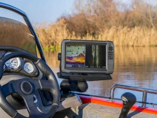 How to Install a Garmin Fish finder Transducer