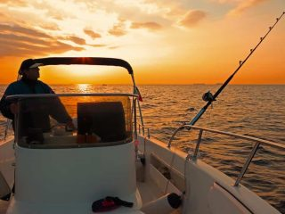 How to read a humminbird fish finder